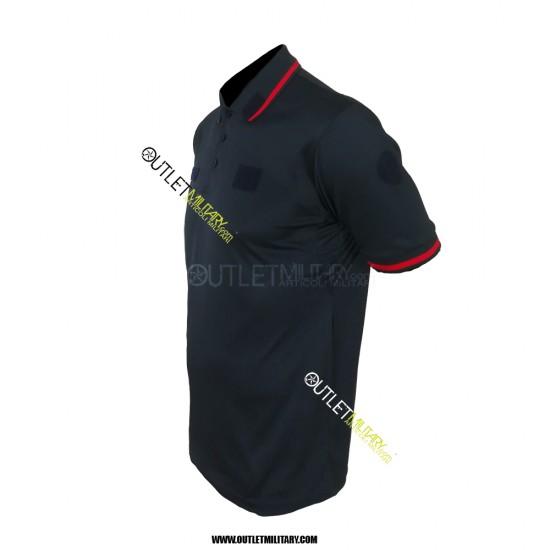 Polo Carabinieri MOD. Polipropilene Microfibra