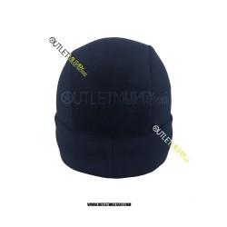 Cappello in Pile Blu POLZIA STRADALE