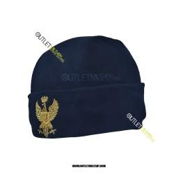 Cappello in Pile Blu POLZIA DI STATO