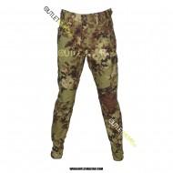 Pantaloni Mimetici da Combattimento Ripstop Con Polyfilo Vegetato