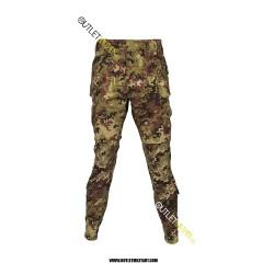 Pantaloni Mimetico da Combattimento Antistrappo Vegetato  (Mod. Soldato Futuro)