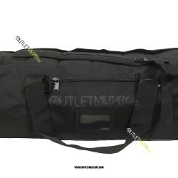 Borsone Militare Zainibile XL 100 Litri con Tracolla Nero
