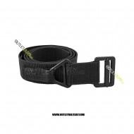 Cintura Rescue Rigger con Gancio di Soccorso Nera