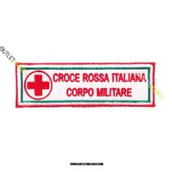 Patch CROCE ROSSA ITALIANA CORPO MILITARE