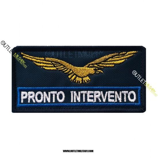 Patch  Guardia Giurata PRONTO INTERVENTO