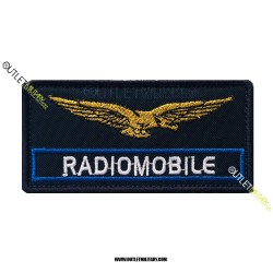 Patch  Guardia Giurata RADIOMOBILE