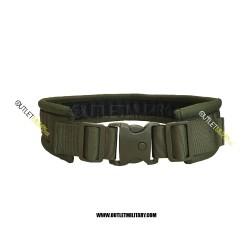 Cinturone Cordura Comfort Imbottito H 9,00 cm Verde Militare