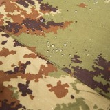 Giacca Militare Termico e Impermeabile Vegetato Mimetico