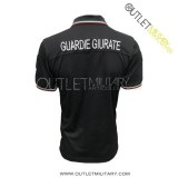 Polo Guardie Giurate Polipropilene Nero