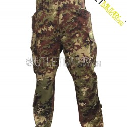 New Pants Italian camouflage IR cotton ripstop