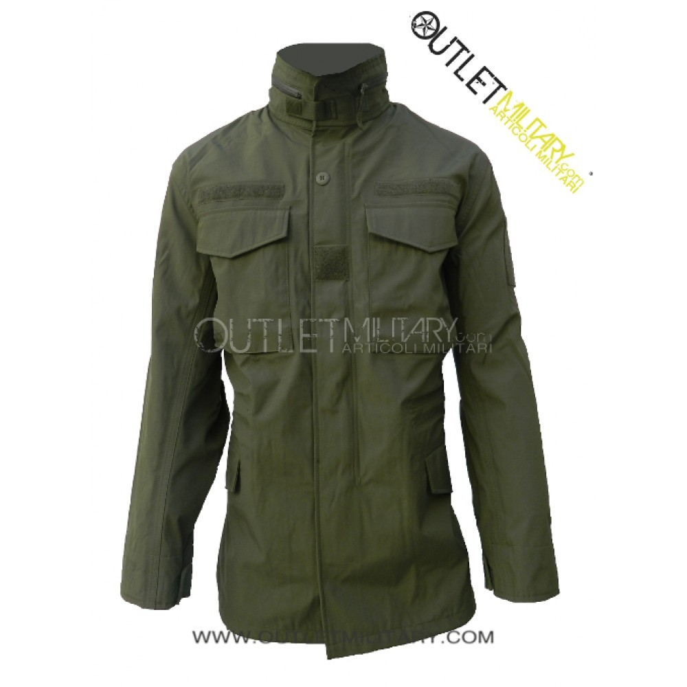 buy online 52d3a d9587 GIACCA US MILITARE M65 VERDE