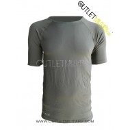 T-shirt stretch green