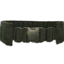 Cinturone Cordura Comfort Imbottito H 9,50 cm Verde Militare