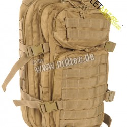 Zaino Militare Small 30 litri Assault Pack Coyote TAN