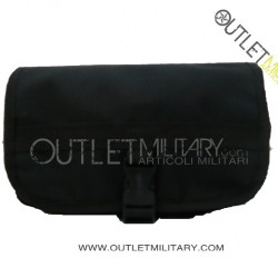 Beauty piccolo da toilette militare nero