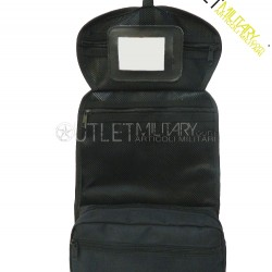 Beauty case bag black