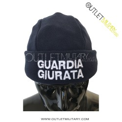 Fleece cap GUARDIA GIURATE
