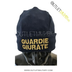 Fleece cap GUARDIA GIURATE