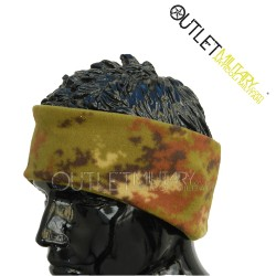 Headband earmuffs fleece