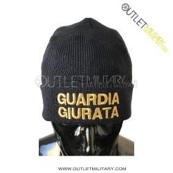 Wool cap SECURITY