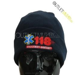 Wool cap 118