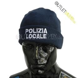 Wool cap Police