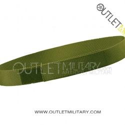 Cintura a strappo H 4 cm con velcro Verde