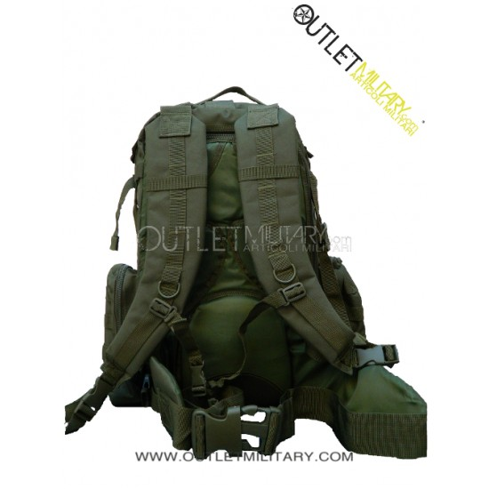 Large bag army green