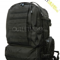 Large bag army black