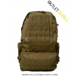 Zaino Militare Tattico Large 70 Litri Coyote TAN