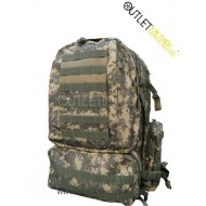 Large bag army mappad
