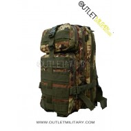 Small bag army camouflage