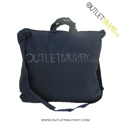 Helmet holder or computer bag navy blue