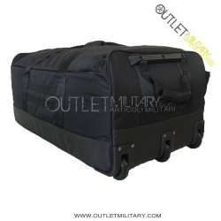 Trolley travel bag 130 liters black