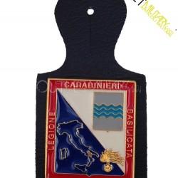 Pendif Placca Pettorale Carabinieri Legione Basilicata