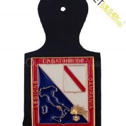 Pendif Placca Pettorale Carabinieri Legione Campania