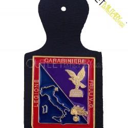 Pendif Placca Pettorale Carabinieri Legione Fruili Venezia Giulia