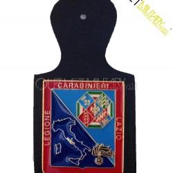 Pendif Placca Pettorale Carabinieri Legione Lazio