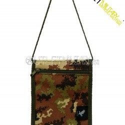 Document holder neck vegetated military
