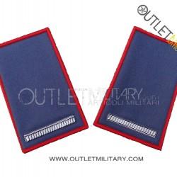 Coppia di Gradi Tubolari Estivo Carabinieri Maresciallo