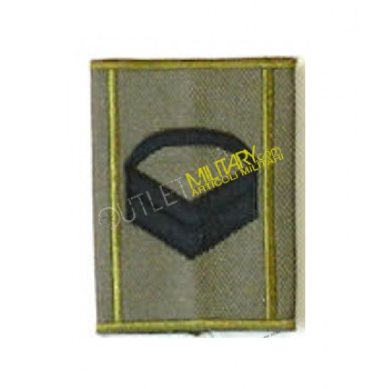 Grado Tubolare Esercito Italiano 1° Caporal Maggiore Bassa visibilità
