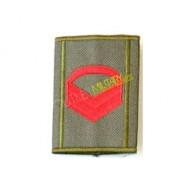 Degree Italian Army 1° Caporal Maggiore