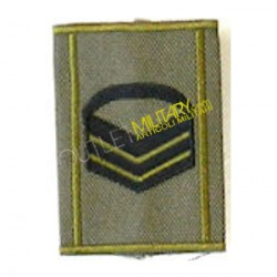 Grado Tubolare Esercito Italiano Caporal Maggiore Capo Bassa visibilità