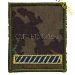 Grado Velcro  Aeronautica Militare Maresciallo di 3^ Classe