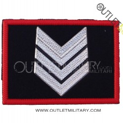 Grado Velcro Carabinieri Brigadiere