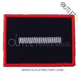 Grado Velcro Carabinieri Maresciallo