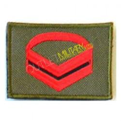 Grado Velcro Esercito Italiano Caporal Maggiore Scelto