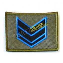 Grado Velcro Esercito Italiano Caporal Maggiore VFP4
