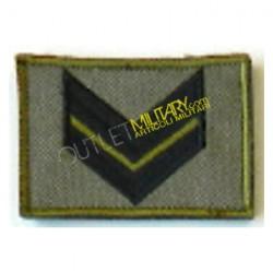 Grado Velcro Esercito Italiano Caporale VFP1