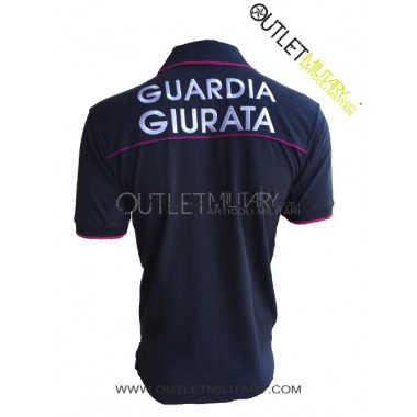 Polo Guardia Giurata POLIPROPILENA